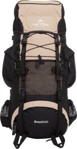 Teton Scout 3400 multi-day backpack
