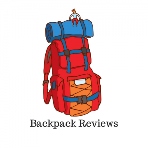 Backpack reviews logo