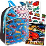 Mattel Hot Wheels Backpack