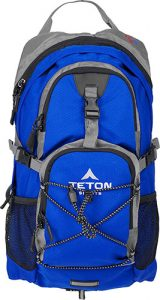 One of the most popular hydration backpacks available on Amazon