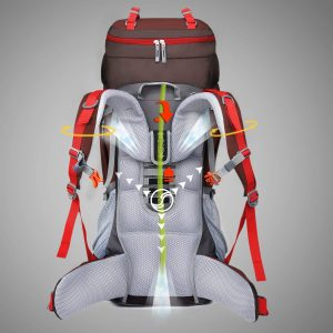 Breathability of the Mountaintop backpack