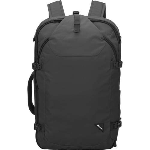 The anti-theft qualities of this backpack make it an ideal choice for a carry-on bag
