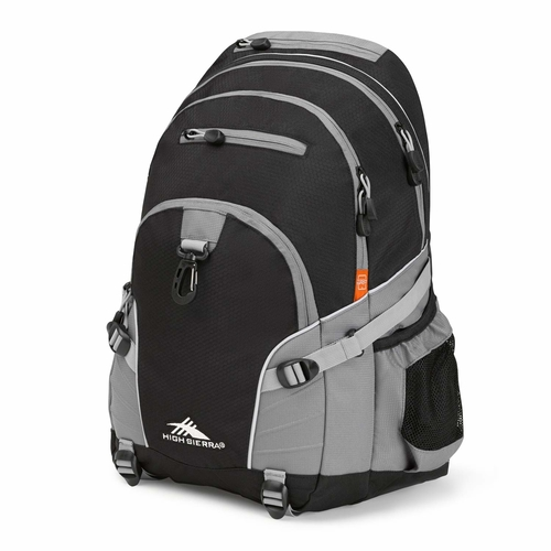The High Sierra Loop Backpack is our runner up for the best backpack 2019