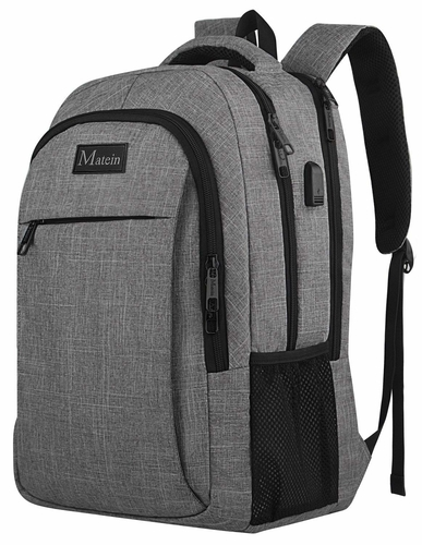 An ideal travel backpack for the techie types