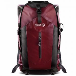 OutdoorMaster 50L backpack can be used as your carry-on baggage