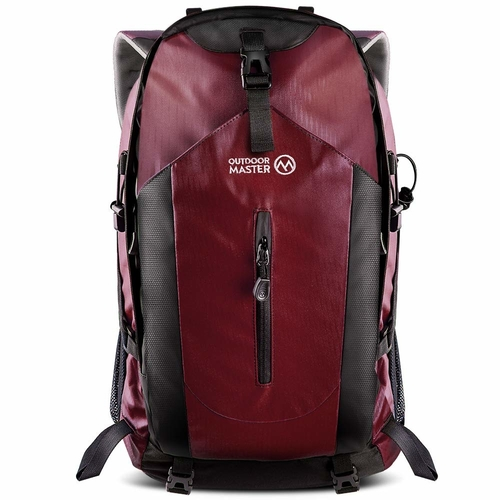 A larger backpack suitable for use as a carry-on bag is the Outdoor Master 50L backpack