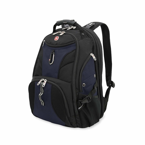 Our best overall backpack for 2019 is the SwissGear 1900 ScanSmart Backpack.