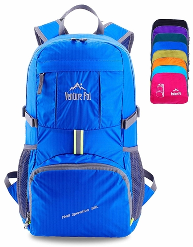 Runner up for the best day hike backpack is the Venture Pal 35L daypack