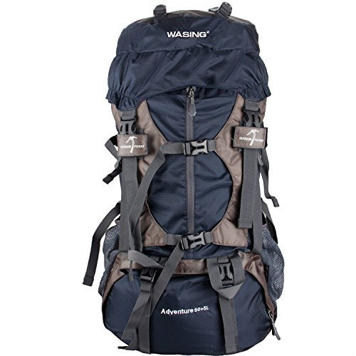 A good quality budget 55 liter backpack