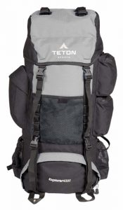 This is a great value backpack ideal for up to a week long hike